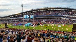 gothia cup opening ceremony
